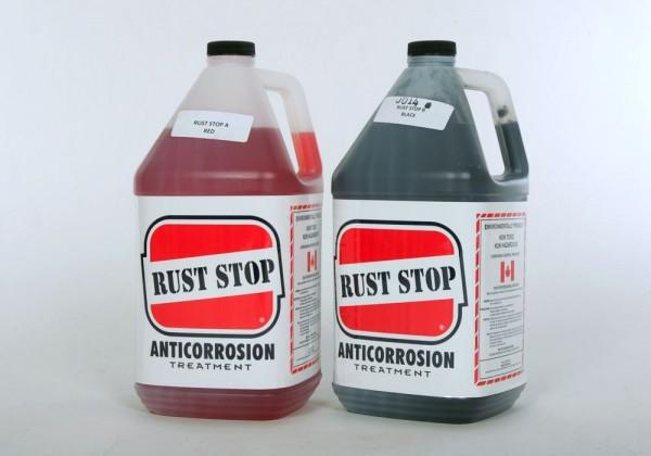 Rust Stop A + Rust Stop B 4L
